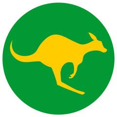 Icon kangaroo