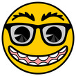 Smile cartoon