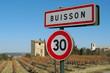 campagne provençale - buisson