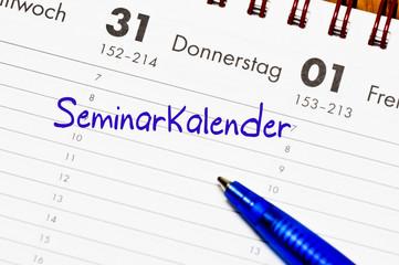 Seminar-Kalender