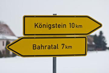 Stadt Sächsische Schweiz Eingemeindung