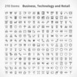 Business, Technology and Retail Items