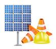 solar panel construction design