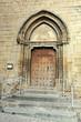 Santa Maria del Popolo,Church San Martin de Unx, Navarre,Spain
