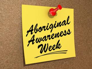 Aborignal Awareness Week