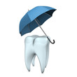 Tooth Umbrella