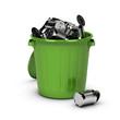 recyclage des métaux, tri sélectif et environnement