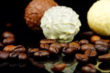 pralinen und kaffee #1