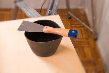 construction spatula