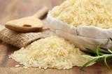 Ungekochter Reis
