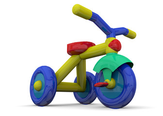 TRICYCLE - 3D