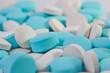 Pillen, ungeordnet