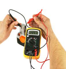 electric digital tester