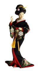 Japanese Girl in Kinomo Suite
