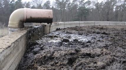 Gülle - Gärrest - Biogas