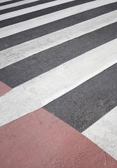 Crosswalk red