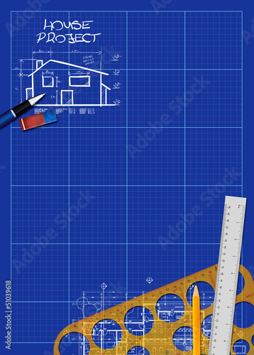 House project background