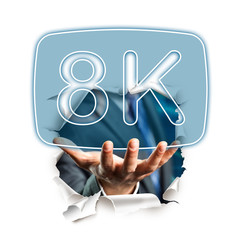 8K Format