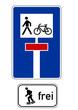 Neue Verkehrszeichen