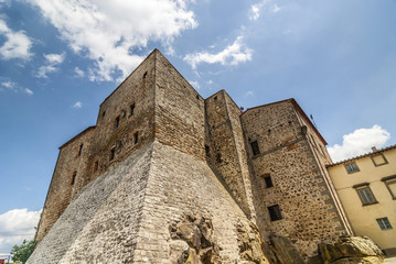 Castle of Arcidosso
