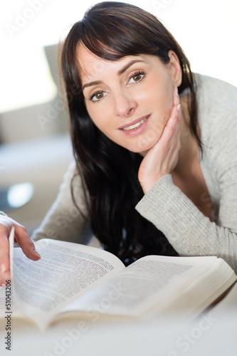 Lifestyle et concept lecture