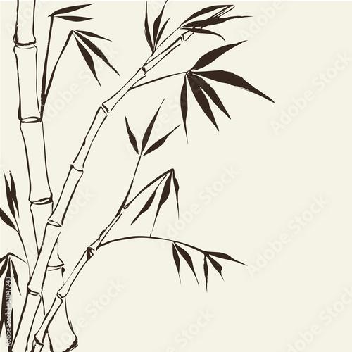 Bamboo Painting © Kotkoa