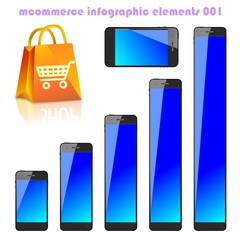 MCOMMERCE INFOGRAPHICS ELEMENTS 001