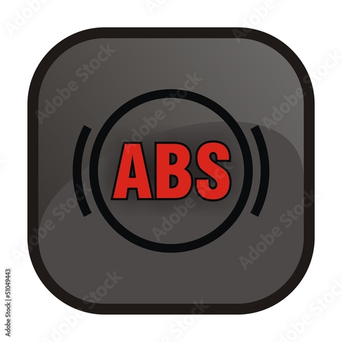 abs brake button