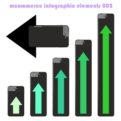 MCOMMERCE INFOGRAPHICS ELEMENTS 002