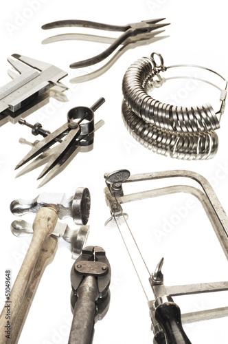 poster of goldsmiths tools