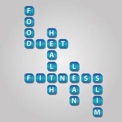 diet crossword