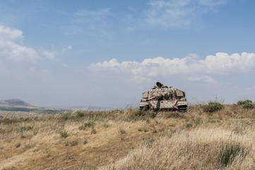Israel-tank
