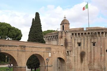 Passetto di Borgo - Castel Sant'Angelo
