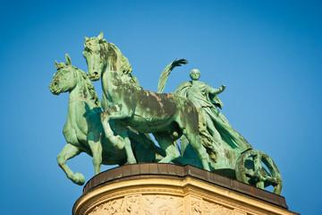 Millennium Memorial Detail