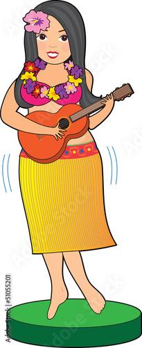 Hula Girl