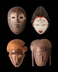 African Masks Collection