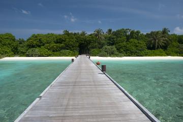 Maldivian Island