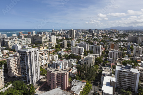 San Juan Puerto Rico Aerial