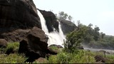 waterfalls at athirappilly