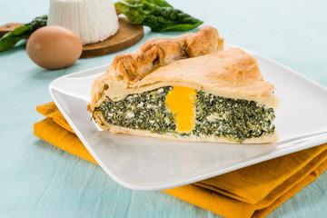 Torta pasqualina - Pasqualina tart