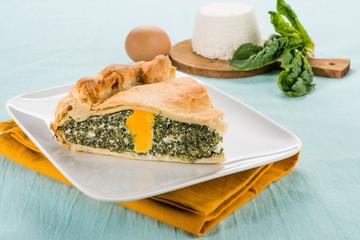 Torta pasqualina - Salt cake of Pasqua