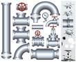 Industrial Conduit and Pipelines Parts