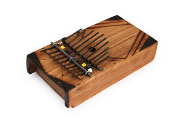 Isolated marimba