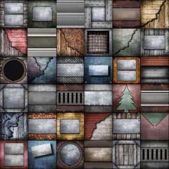 fondi underground collage