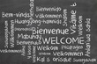 welcome in different language
