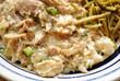 Turkey Gravy Over Rice