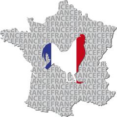 Frankreich Hahn
