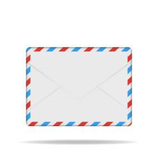 Post envelope closed