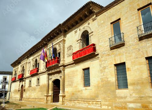 Palacio del Corregidor, Ayuntamiento de Baeza