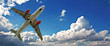 Fototapete Jet - Flugzeug - Flugzeug